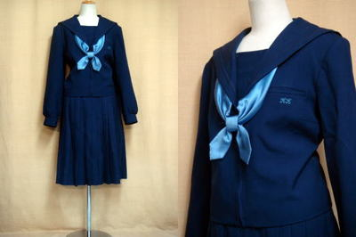 加古川北高等学校制服画像